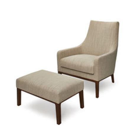 high end armchairs with footstool on architonic