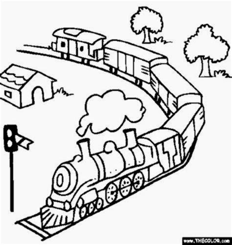 long train coloring page coloring pictures of trains free coloring pictures