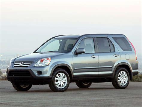 Honda Cvr by 2005 Honda Crv Se