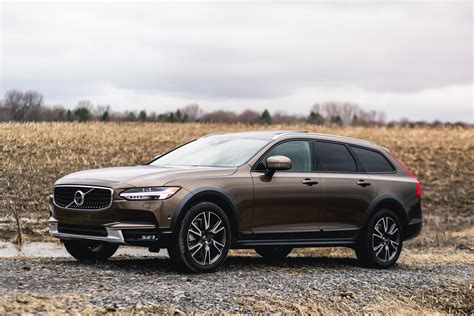 2017 volvo v90 cross country go brown or go home clavey