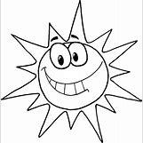 Happy Face Sun Black And White | 566 x 576 jpeg 42kB