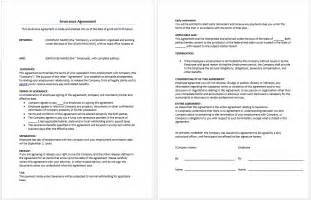severance agreement template severance agreement template microsoft word templates