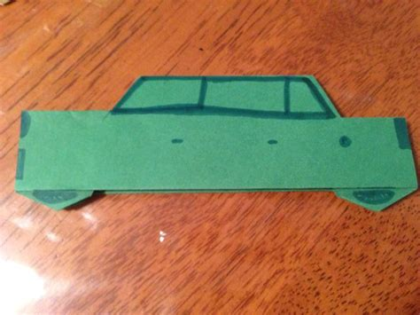Paper Cars To Make - how to make a paper car with pictures wikihow