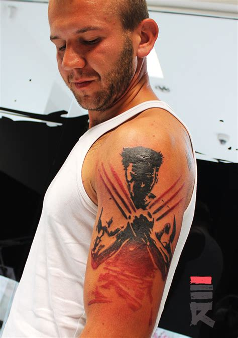 wolverine tattoos wolverine tattoos designs ideas and meaning tattoos for you