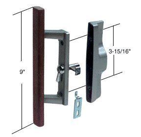 Sliding Patio Door Lock With Key Sliding Glass Patio Door Handle Set With Lock For Viking Doors 3 15 16 Quot Holes