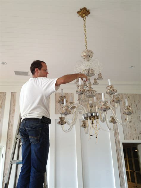 Chandelier Cleaning Services Professional Chandelier Cleaning Services