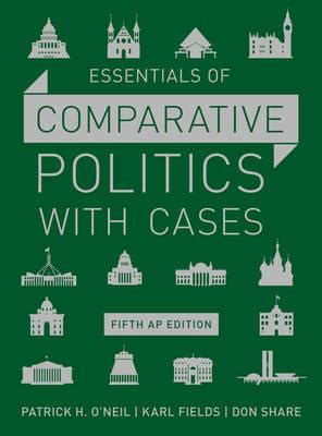 Pdf Cases Comparative Politics Fifth essentials of comparative politics with cases h
