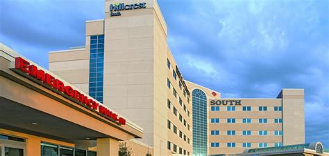 Hillcrest Hospital Emergency Room by Emergency Department Hillcrest Hospital South In Tulsa