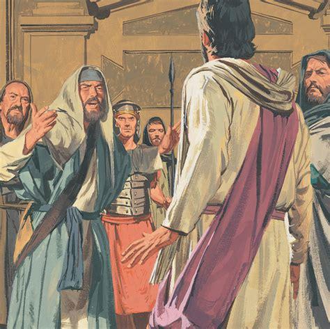 chapter   trials  jesus