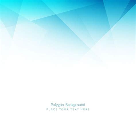 background layout design blue light blue color polygonal background vector free download