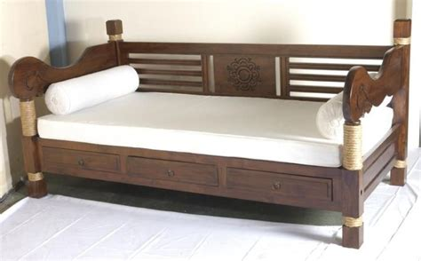 Kursi Panjang 1000 images about daybeds on teak balinese and day bed