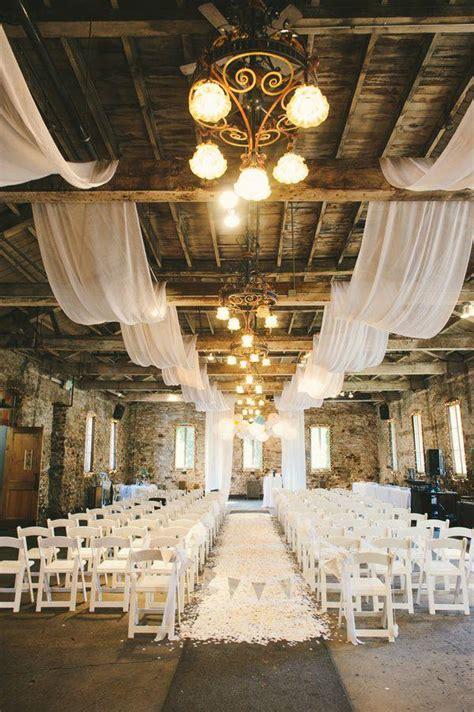 awesome indoor wedding ceremony decoration ideas