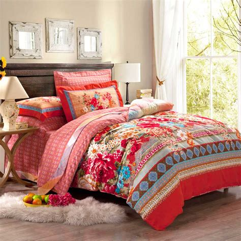 exotic bedding floral vector luxury bedding set ebeddingsets