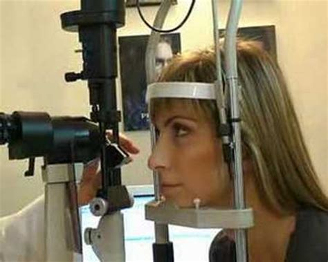 A Slit L Examination Includes Viewing The by Slit L Eye Examination