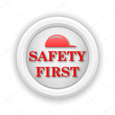 safety first stock image image 35138181 safety first icon stock photo 169 valentint 40470407