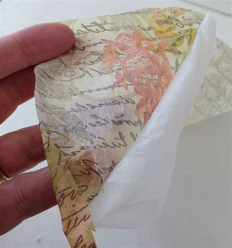What Paper Can You Use For Decoupage - decoupage bread basket a la dollar tree crafts decoupage