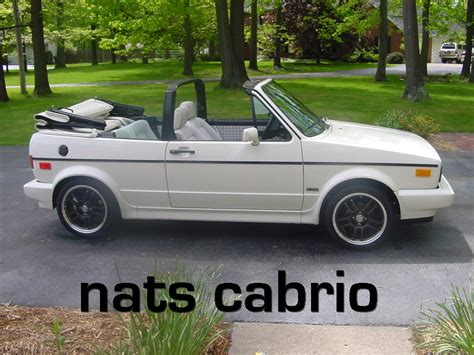 1991 Volkswagen Cabriolet 1991 volkswagen cabriolet information and photos