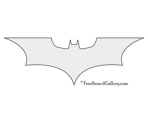 batman symbol template free clipartsgram com