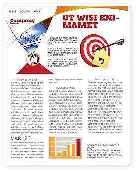 Financial Accounting Newsletter Templates In Microsoft Word Adobe Illustrator And Other Formats Accounting Newsletter Templates
