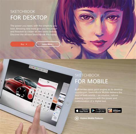 sketchbook itunes autodesk launches design academy itunes u courses architosh