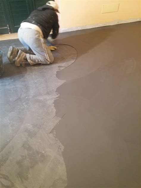 rasatura pavimento ultratop loft by mapei edilposa