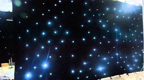 led star curtain 4x6m wedding decor led star curtain youtube