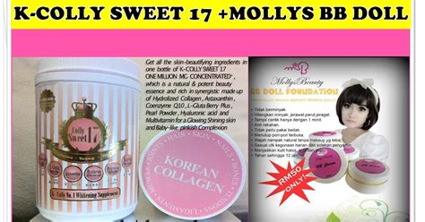 Korean Collagen Sweet17 syuhada shop k colly sweet17 the korean secret