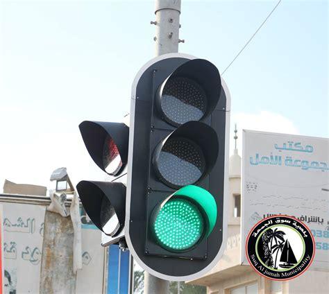 Souq Aljumaa Traffic Lights To Go Solar The Libya Observer Solar Power Traffic Lights