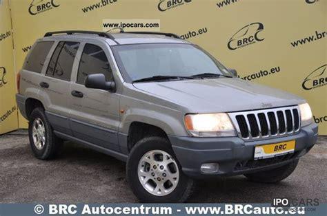 2001 Jeep Grand Road 2001 Jeep Grand Laredo 3 1 Td Lx Car Matas Car