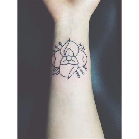 la dispute tattoo la dispute flower la dispute stuff