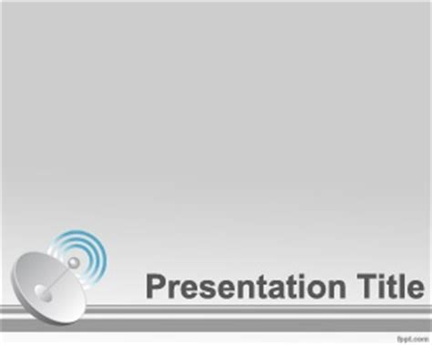 free antennas projects template 78 images about technology powerpoint templates on
