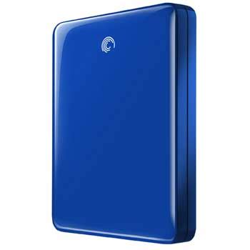 Seagate Go Flex 500gb Usb 3 0 seagate staa500207 500gb go flex blue usb 3 0 2 0 external
