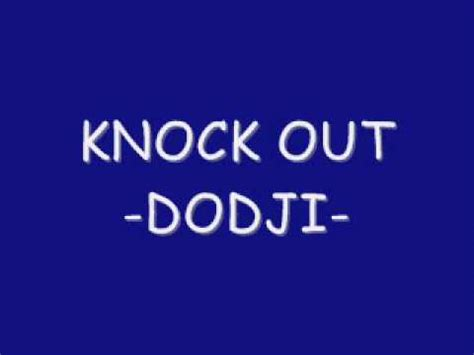 knock out mp3 knockout dodji