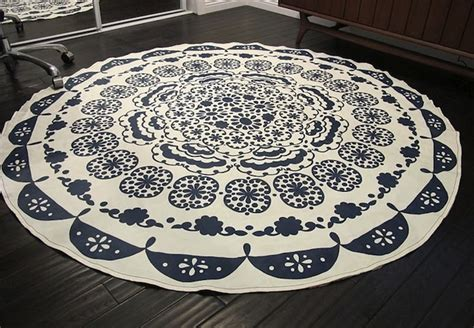 turn a tablecloth into a rug diy rug 5 ways to make your own bob vila