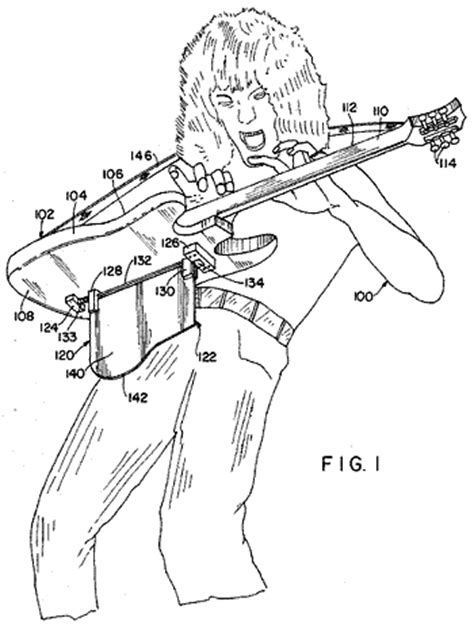 eddie van halen patent post pictures that are funny but not worth starting a