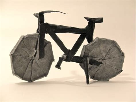 Origami Bike - jason s ku s homepage