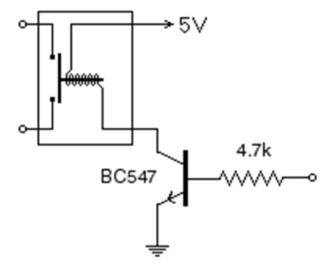 bc547 transistor switch circuit hsp diy implementation