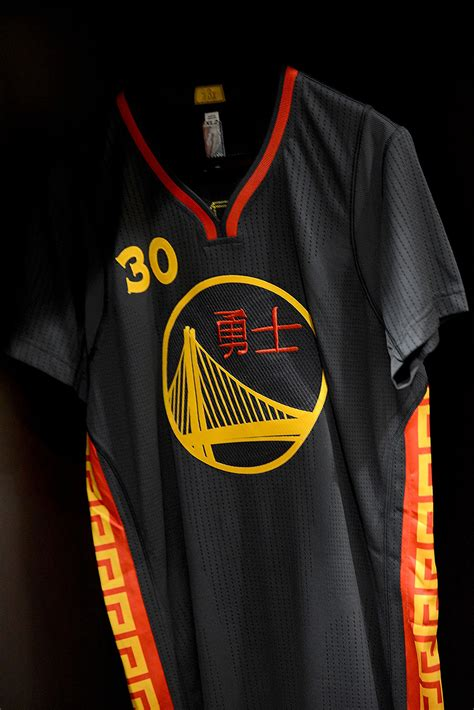 warriors new year jersey warriors unveil new year uniforms