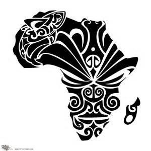 tattoo of african dream courage dream tattoo custom
