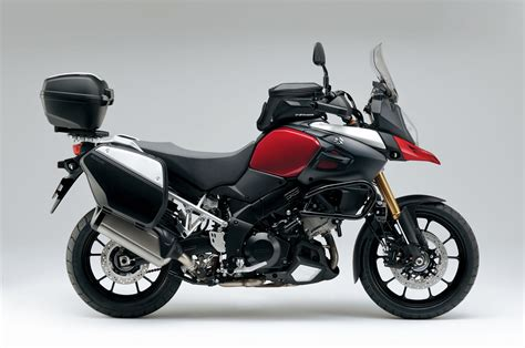 Suzuki V Suzuki V Strom 1000 Abs Side View