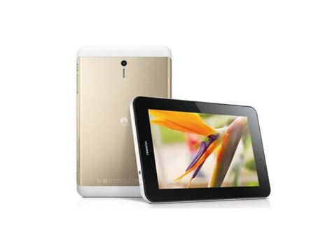 huawei stellt android tablet mediapad 7 youth 2 mit 7 zoll vor itespresso de