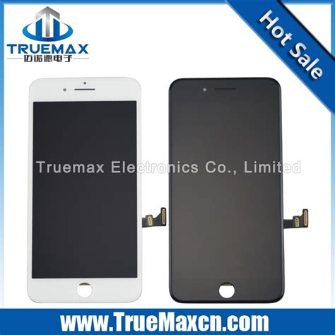 competitive price lcd screen for iphone 7 plus original disassembled lcd with touch screen