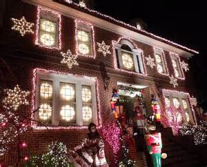 lights tour new york dyker heights lights new york city