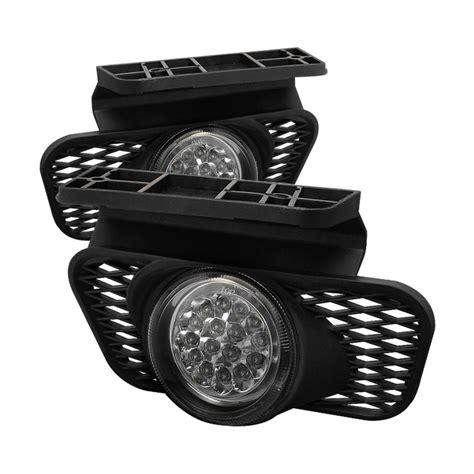 Spyder Lights by Spyder 5015556 Led Fog Lights