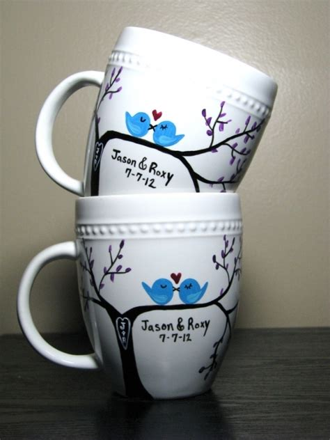 coffee mug ideas personalized coffee mug 7 awesome diy bridesmaid gift
