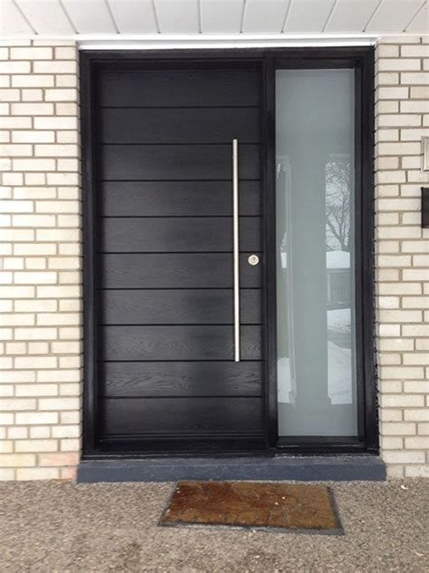 modern entry door best 25 modern front door ideas on modern