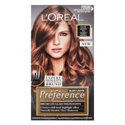 loreal preference colors buy preference glam lights 04 brown to light brown 1 pack