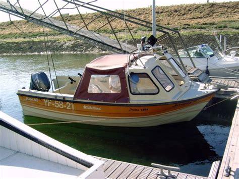kajuit visboot te koop zeevisland