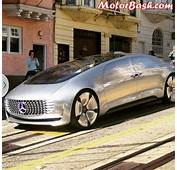 Mercedes Benz F 015 Spotted In San Francisco