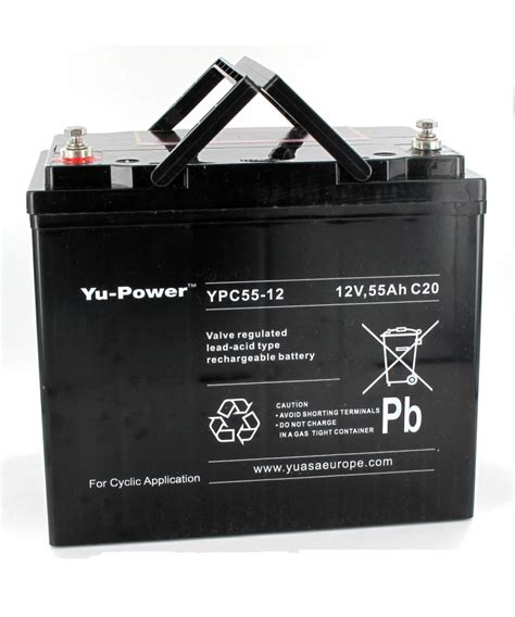 Wheel Chair Batteries by 12v 55ah Kite Aa2 Invacare Wheelchair Battery Vlad